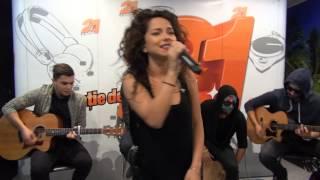 Inna - Fata din randul 3 (LIVE @ RADIO 21)