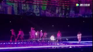張靚穎Jane Zhang【Work For It, 808, Dust My Shoulders Off】(Victoria's Secret Fashion Show 2017 )(fancam)