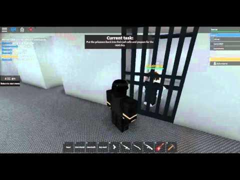Roblox-Prison Life v0.6 citizen in prison