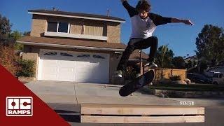 Skateboard Grind Box By Oc Ramps