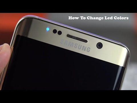 On To How Change Led Colors Android Notification jqSc54AR3L