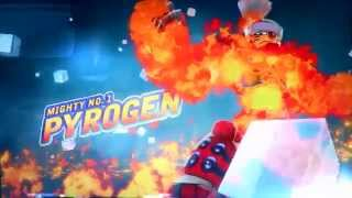 Mighty No. 9 Trailer: Beat them at Their Own Game - 60 FPS [DE]