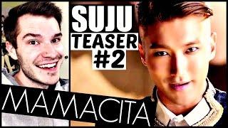 "Teaser Reaction [#2]: Super Junior ""Mamacita"" | Awkward Kpop"