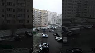 Весна в Кемерово
