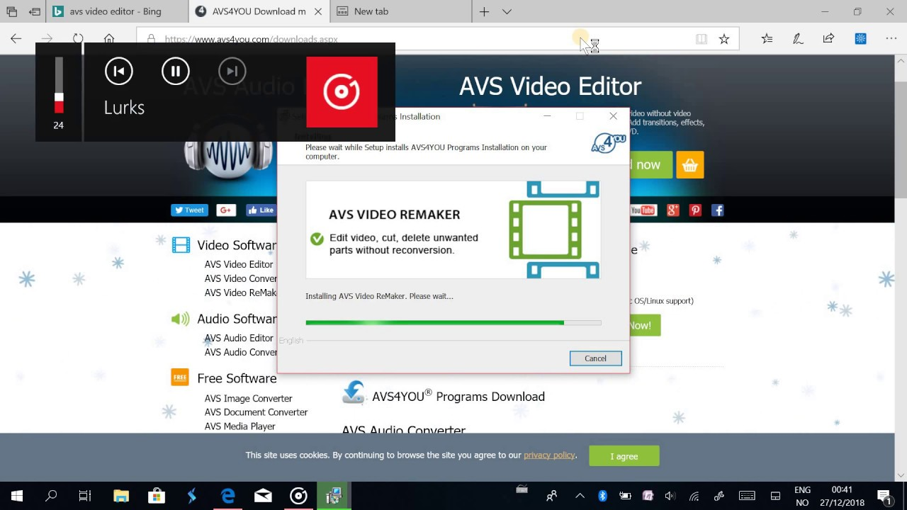 Avs video editor with activated key 2019