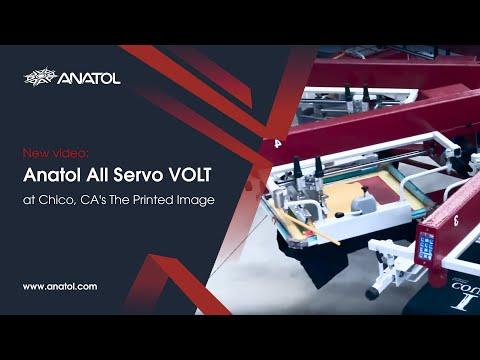 Anatol All Servo VOLT At Chico, CA's The Printed Image