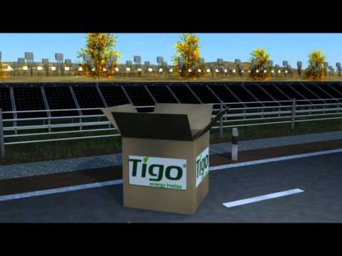 Tigo Energy Hellas 3D PV Park