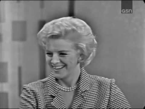 PASSWORD 1963-11-21 Rosemary Clooney & Shelley Berman