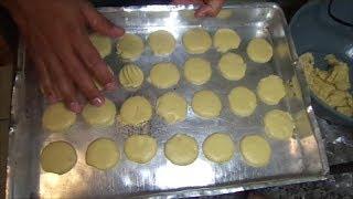 biscoitos amanteigados mais rápido do mundo