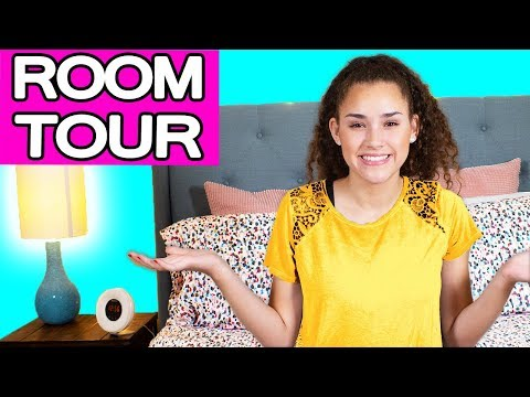 GRACIE'S NEW ROOM TOUR!!!