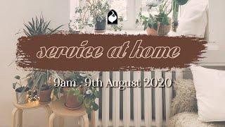 Emmanuel EFC Live - Romans 6 - Pastor Wong Hon Chien // 9th August 2020