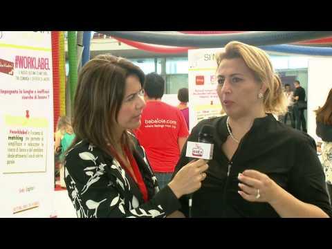 SINNOVA 2015 - Intervista di EjaTV a Valentina Meloni (ANIEM Sardegna)