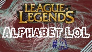 Alphabet LoL : A - Ahri Jungle