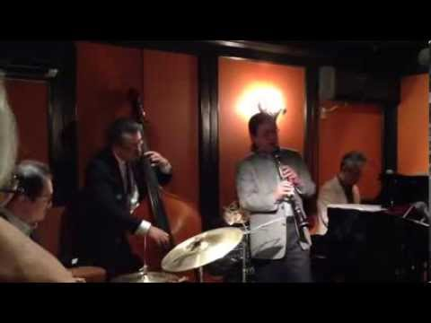 J's session Jazz & Bar em's in Ginza (When I take my sugar to tea)