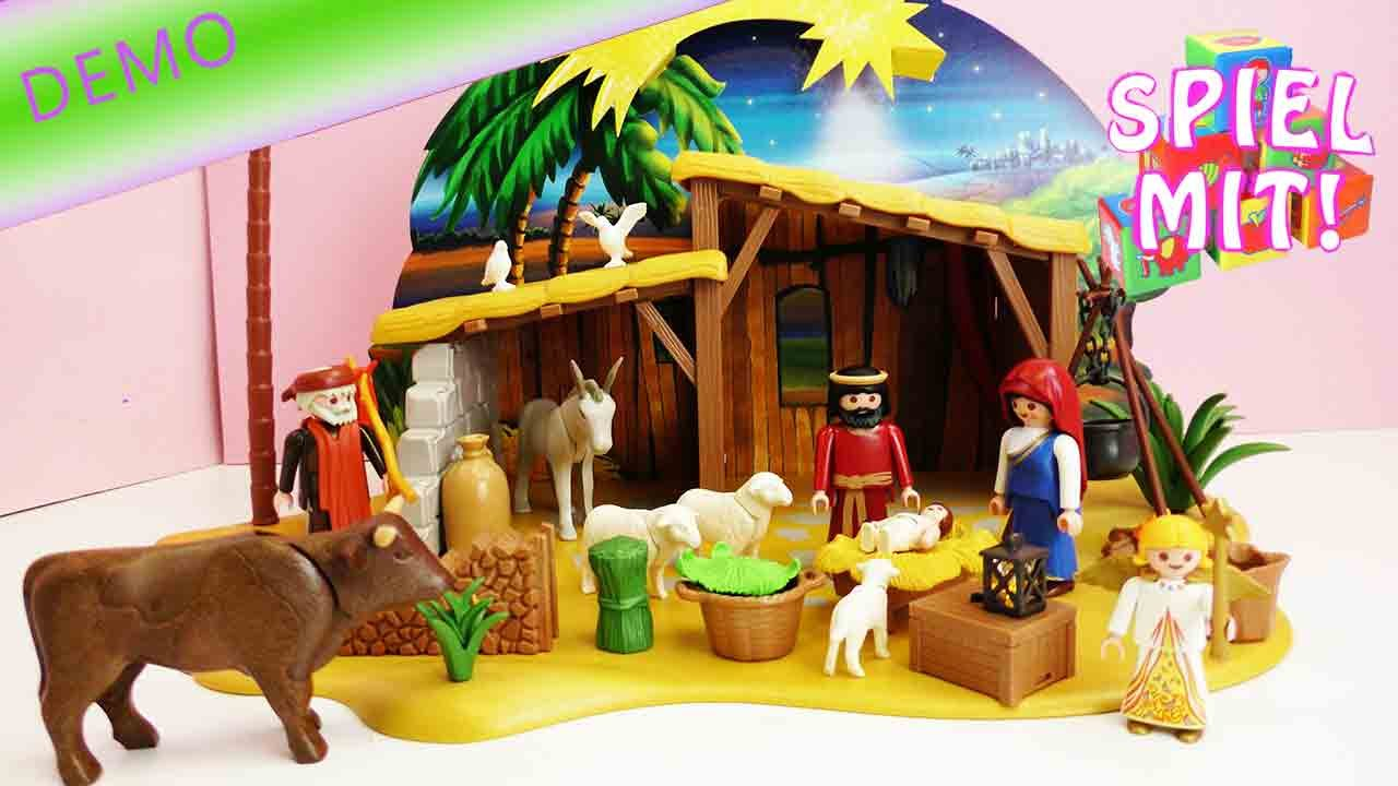 weihnachtskrippe playmobil my blog. Black Bedroom Furniture Sets. Home Design Ideas