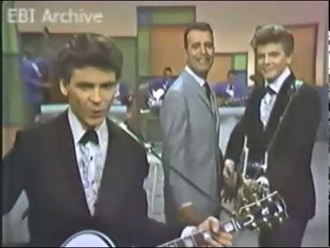 Everly Brothers International Archive : Tennessee Ernie For Show 1961 Color