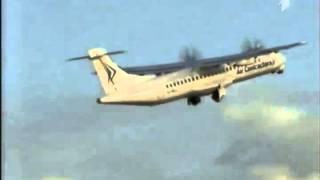 ლონდონში 2 თვითმფრინავი ერთმანეთს შეეჯახა