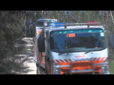 NSW RFS News - Engineering Field Testing