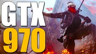 GTX 970: Homefront the Revolution Gameplay 1080p Ultra Settings