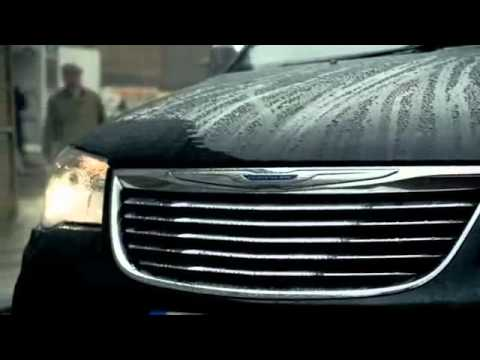 Chrysler Brand Relaunch UK TV Advert 2012