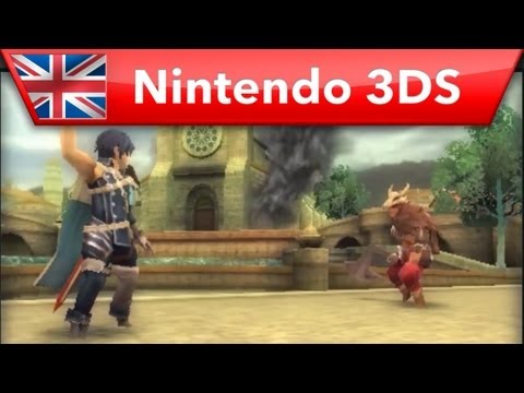 Fire Emblem: Awakening - Character Introduction Trailer (Nintendo 3DS)