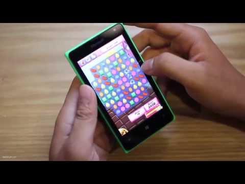 Techrum | Thử khả năng chơi games của Lumia 435