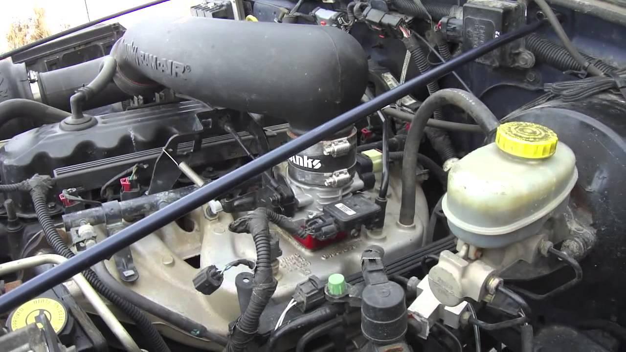 98 Jeep Grand Cherokee Fuel Filter On 97 Wrangler