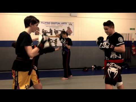 Masters Academy Plymouth Cadets Kickboxing Programme (ages 10 to 14)