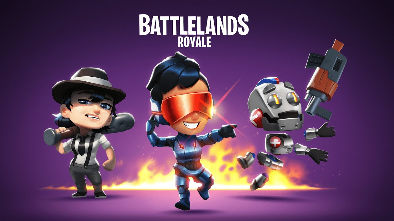 new battle royale games