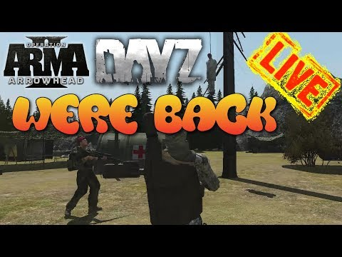 🔴 Arma 2 Dayz Epoch ANNOUNCEMENT !!! NEW Server!!!!!!! 🔴