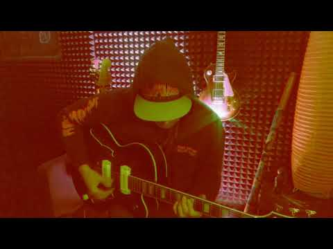 BiggieZ solo act / Mercy mercy mercy / looper /Helix Line 6 / d'angelico