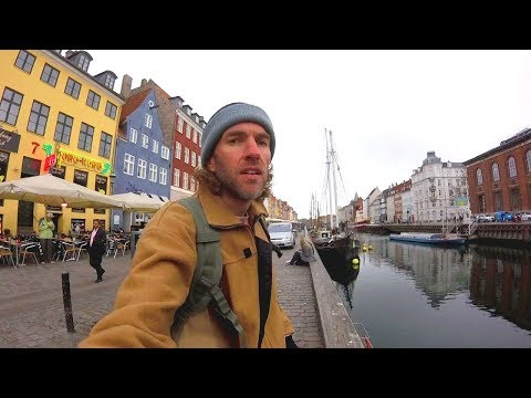Experience Copenhagen, Denmark: Nyhavn (The New Harbor)