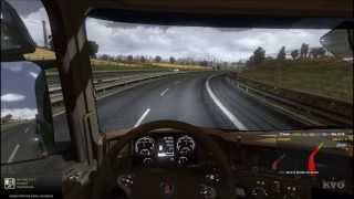 Euro Truck Simulator 2 - Going East! - Bratislava to Budapest Gameplay [HD]