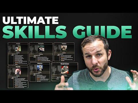 ULTIMATE Complete Skills Guide Levelling - Escape from Tarkov