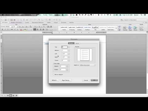 How to Remove Headers & Footers in Word 2007 : Tech Yeah!