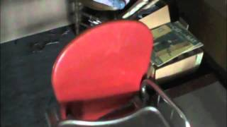Btv: Vintage High Chair!