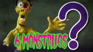 ¡6 Monstruos! ¿Existen? CuriosaMente 66