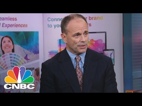 RR Donnelley & Sons CEO: Printing Profits? | Mad Money | CNBC