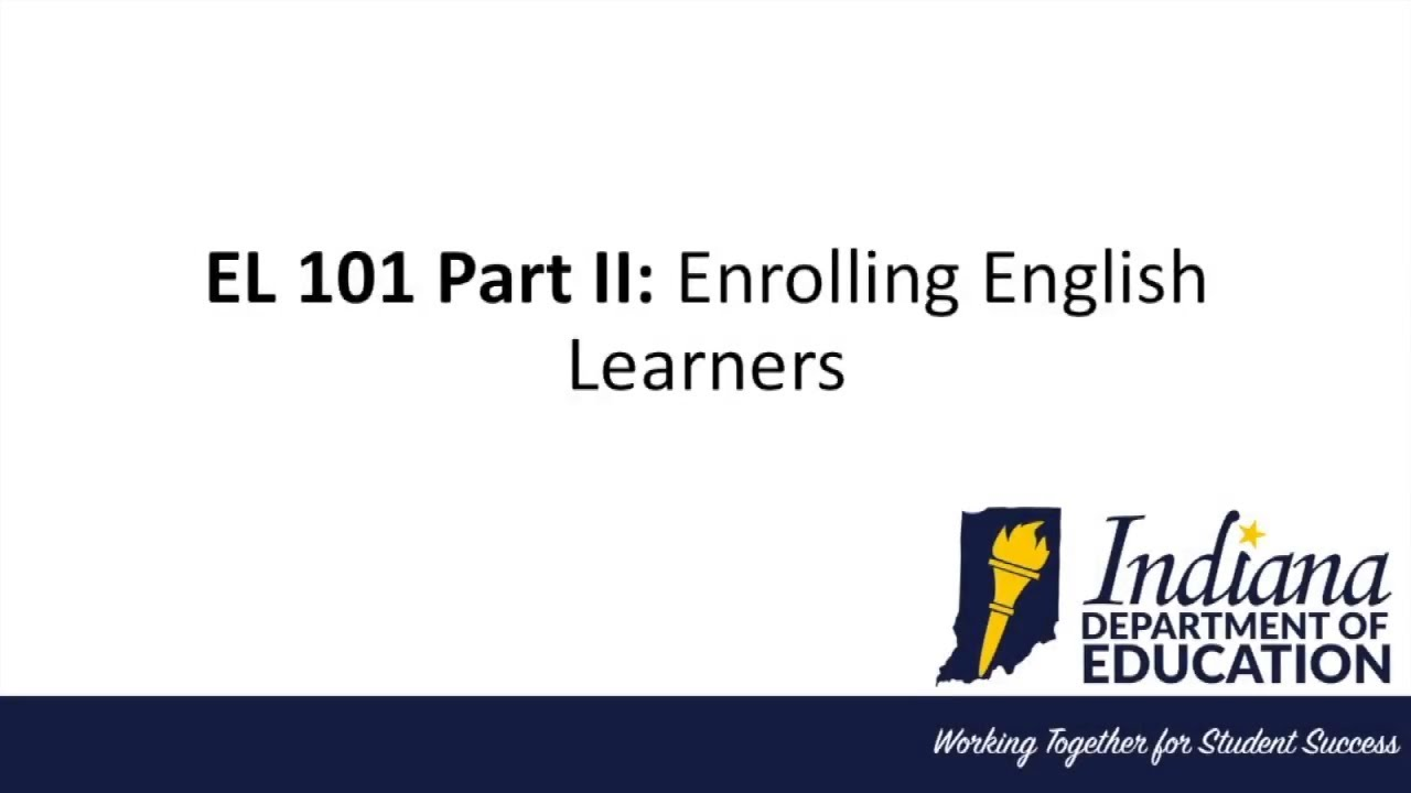 Special Education Law 101 Part Vii >> English Learning 101 Idoe