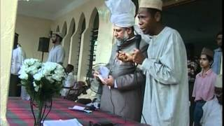 Address to Chiefs and Imams and Bai'at, Ghana 2004 by Hadhrat Mirza Masroor Ahmad (Urdu)