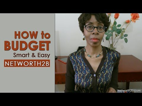 How to Budget Smart Easy; Save Money, Expense Tracking App   NetWorth2b Budget App; Personal Finance