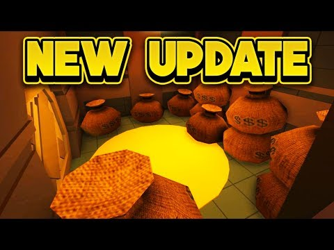 NEW BANK ROBBERY & MORE NEXT UPDATE! (ROBLOX Jailbreak)