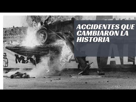 ACCIDENTES que cambiaron