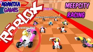 Roblox MeepCity Racing - New game on MeepCity