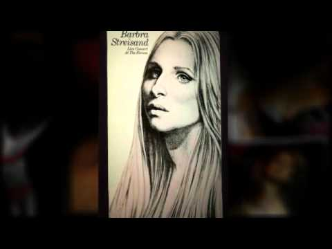 BARBRA STREISAND sing / make your own kind of music (LIVE!)