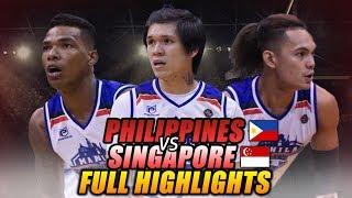 MANILA STARS FRONTROW(PHI) vs XIN HUA SPORTS CLUB(SG) FULL HIGHLIGHTS| Oct. 14, 2019 | MIBC CUP 2019