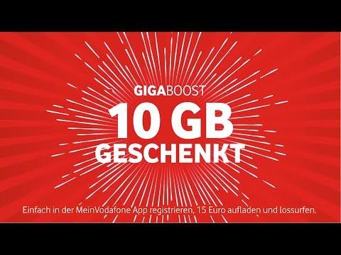 Vodafone Kanal Juli 2017