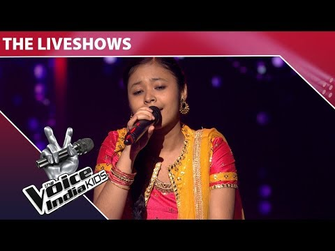 Neelanjana Ray Performs On Samjhawan | The Voice India Kids | Episode 33