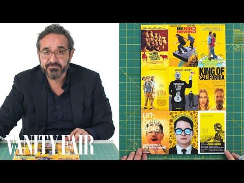 Movie Poster Expert Explains Color Schemes | Vanity Fair