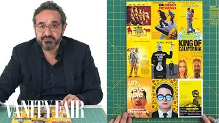 Movie Poster Expert Explains Color Schemes | Vanity Fair